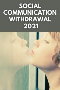 Being Socially Awkward and Cringe: Social (Pragmatic) Communication Withdrawal