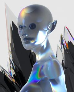 Gaël Fragne Talks About 3D Artwork and Overcoming Creative Block @falreng new media art arist