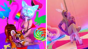 The Rainbow Freedom of New Media Art with ANDiLAND