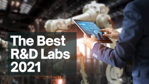 The Best R&D Labs 2021_ Innovation Top 5