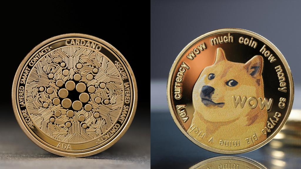 Cardano vs Dogecoin comparison