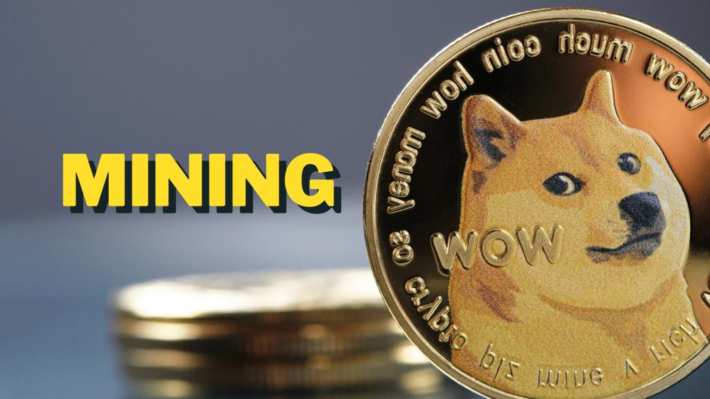 Mining Dogecoin