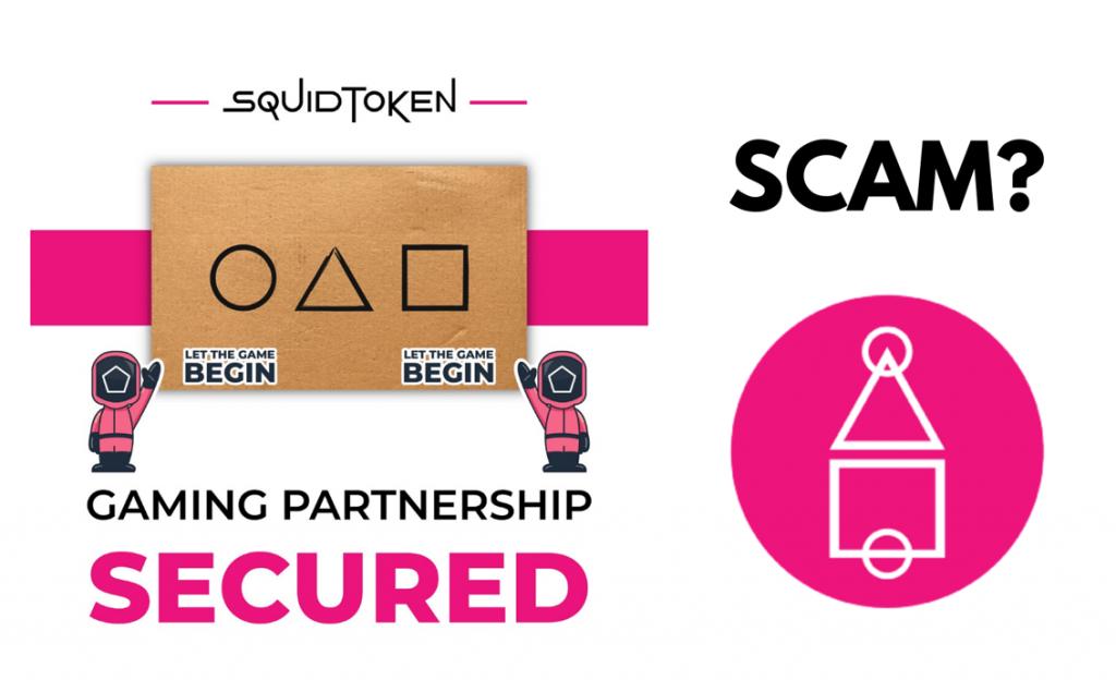 Squid Game Scam - Squid Token